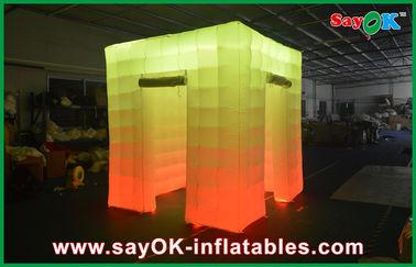 Китай Будочка фото света кубика двери отверстия 2 раздувная при водить верхняя часть поставщик
