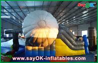 Китай Слайдер прыжка на открытом воздухе формы самолета раздувной с воздуходувкой КЭ/УЛ для игры завод