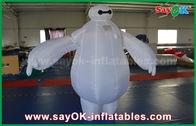 Китай Раздувной костюм талисмана Баймакс/раздувной робот Баймакс для парка атракционов детей завод
