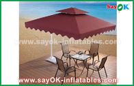 Китай зонтик патио сада пляжа зонтика 2,5 * 2.5М рекламируя завод