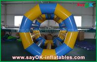 Китай Вода желтой/голубой смешной завальцовки раздувная забавляется раздувные игрушки бассейна для аквапарк завод