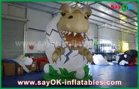Китай динозавр модельного раздувного парка персонажей из мультфильма 3Д юрского раздувной гигантский завод