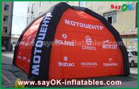 Китай Подгонянный печатающ шатер воздуха логотипа раздувной для украшения партии выставки завод