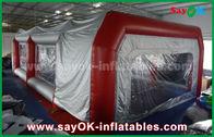 Китай Водоустойчивая раздувная будочка брызг ПВК шатра воздуха для распылять краски автомобиля завод