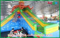 Китай Хвастун гигантской безопасности раздувной для парка атракционов, раздувного замка прыжка завод