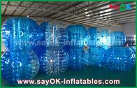 Китай Прочные раздувные игры спорт/прозрачный шарик пузыря ПВК ТПУ раздувной завод