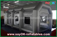 Китай Мобильный раздувной шатер воздуха/раздувная будочка брызг с фильтром для крышки автомобиля завод