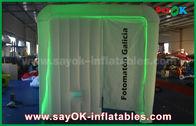 Китай будочка с освещением СИД, воздуходувка фото 2.3*2*2.2м раздувная воздуха КЭ/Ул стандартная завод