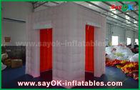 Китай СИД освещая раздувную будочку фото с 2 дверями/раздувным шатром завод