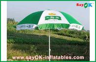 Китай Парасолисмещенного зонтика алюминия задворк большие коммерчески напольные завод