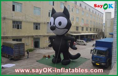 игрушка раздувных персонажей из мультфильма ткани 5M Оксфорд раздувная для торговой выставки