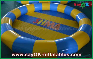 Подгонянная вода воздуха плотная раздувная забавляется бассейн ПВК для игры детей